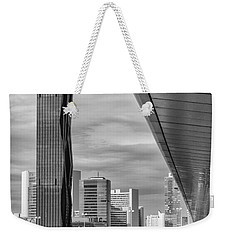 Run Across Viena Weekender Tote Bag