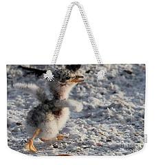 Running Free - Least Tern Weekender Tote Bag