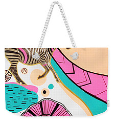 Running High Weekender Tote Bag by Susan Claire