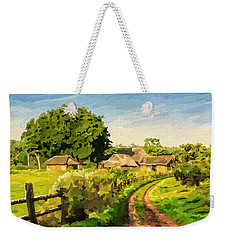 Rural Home Weekender Tote Bag