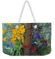 Rural Spring Weekender Tote Bag