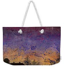 Rural Sunset Weekender Tote Bag by Jack Malloch