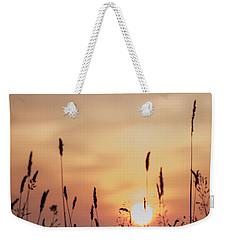 Rural Sunset Weekender Tote Bag