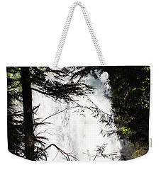 Rushing Through The Trees Weekender Tote Bag
