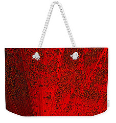 Rust Bucket Weekender Tote Bag
