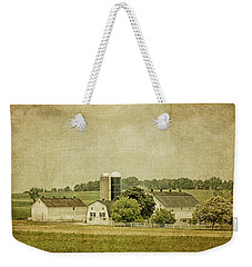 Rustic Farm - Barn Weekender Tote Bag