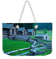 Rustic Life Weekender Tote Bag