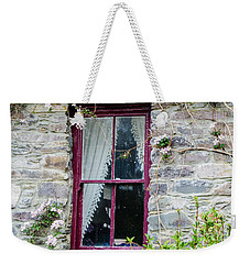 Rustic Window  Weekender Tote Bag