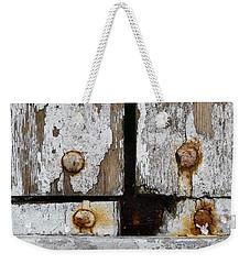 Rusty Old Dock 2 Weekender Tote Bag