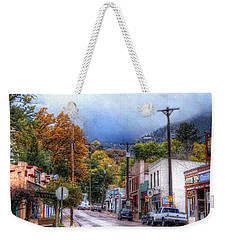 Ruxton Avenue Weekender Tote Bag by Lanita Williams
