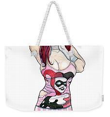 Ryanne Overman Weekender Tote Bag by Jimmy Adams