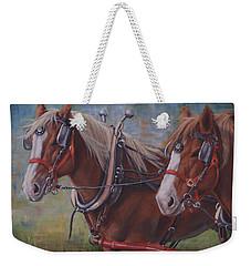Rye And Whiskey Weekender Tote Bag