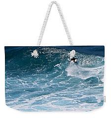 S-turns Weekender Tote Bag