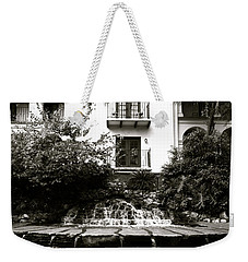 Sa River Walk 001-2013 Weekender Tote Bag