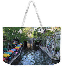 Sa River Walk 2  Weekender Tote Bag