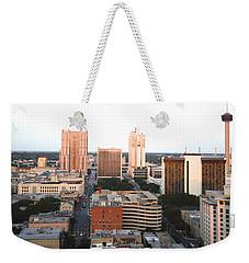 Sa Skyline 003 Weekender Tote Bag