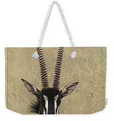 Sable Weekender Tote Bag