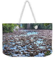 Sacandaga River Weekender Tote Bag
