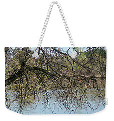 Sacramento River Weekender Tote Bag