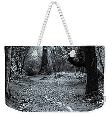 Sacramento River Walk At Turtle Bay Weekender Tote Bag