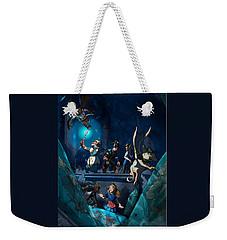 Sacred Burial Chamber Weekender Tote Bag