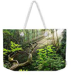 Sacred Grove Weekender Tote Bag
