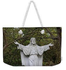 Sacred Heart Of Jesus Weekender Tote Bag