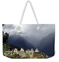 Sacred Mountain Echos Weekender Tote Bag
