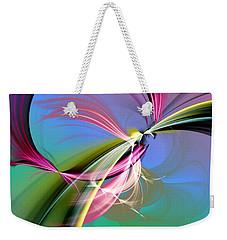 Sacred Mysteries Weekender Tote Bag