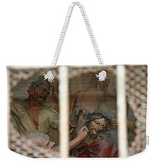 Weekender Tote Bag featuring the photograph Sacri Monti  by Travel Pics