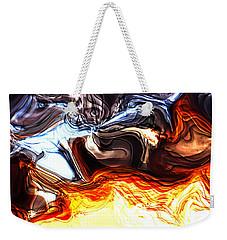 Sacrifice Weekender Tote Bag