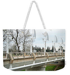 Sactown Water District Weekender Tote Bag