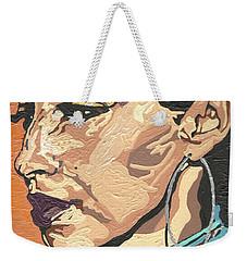 Sade Adu Weekender Tote Bag
