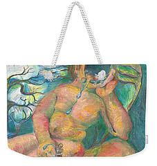 Sadness And Despair Weekender Tote Bag