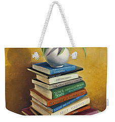 Sage Weekender Tote Bag
