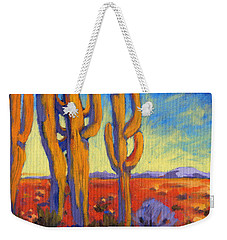 Desert Keepers Weekender Tote Bag