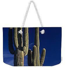 Saguaro Cactus Sunset Arizona State Usa Weekender Tote Bag