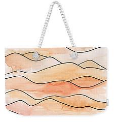 Sahara Sand Dunes 2 Weekender Tote Bag