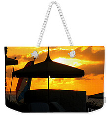 Sail Away With Me Weekender Tote Bag by Patti Whitten