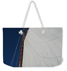 Sail Away With Me Weekender Tote Bag by Photographic Arts And Design Studio