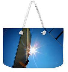 Sail Shine By Jan Marvin Studios Weekender Tote Bag