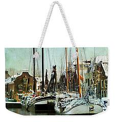 Sailboats Weekender Tote Bag
