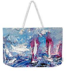 Sailing Magic Weekender Tote Bag
