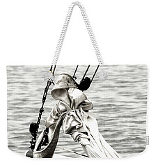 Sailing The Seven Seas Weekender Tote Bag