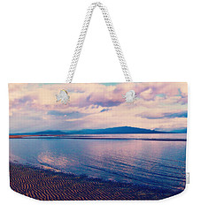 Weekender Tote Bag featuring the photograph Sailor's Delight by Marilyn Wilson