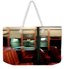New Orleans Saint Charles Avenue Street Car In New Orleans Louisiana #6 Weekender Tote Bag