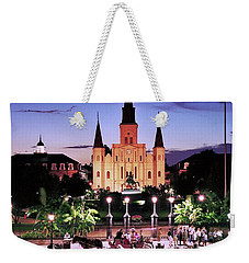 Saint Louis Cathedral New Orleans Weekender Tote Bag