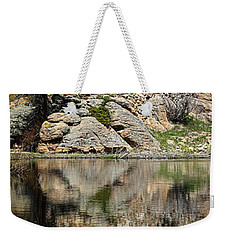 Saint Malo Chapel Weekender Tote Bag by Shane Bechler