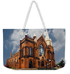 Saint Mary Of The Mount Church Weekender Tote Bag