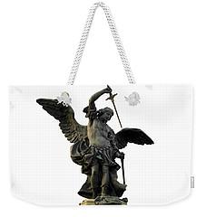 Saint Michael Weekender Tote Bag